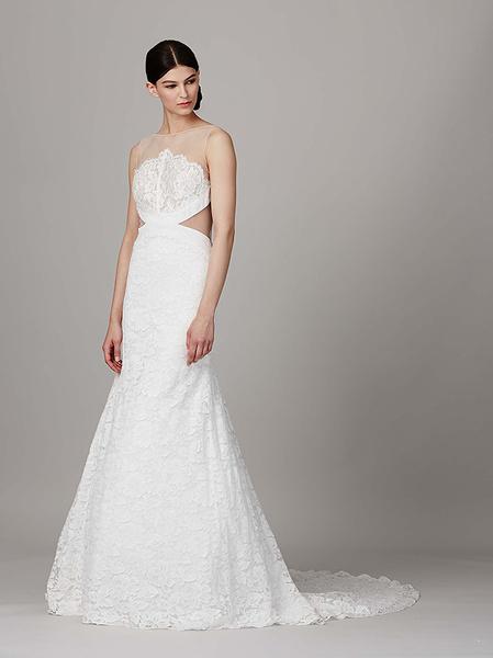 Лучшие коллекции Недели свадебной моды | галерея [2] фото [4]
