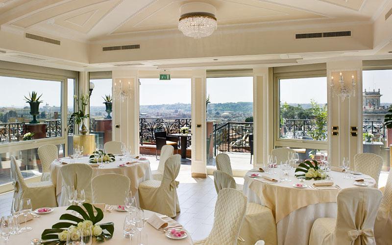 Отель Regina Hotel Baglioni 5* Италия, Рим Куда поехать на медовый месяц фото 2