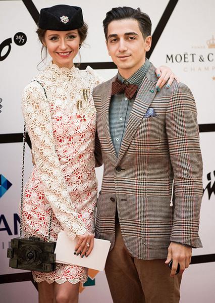 10 самых стильных пар российского шоу-бизнеса | галерея [3] фото [1]