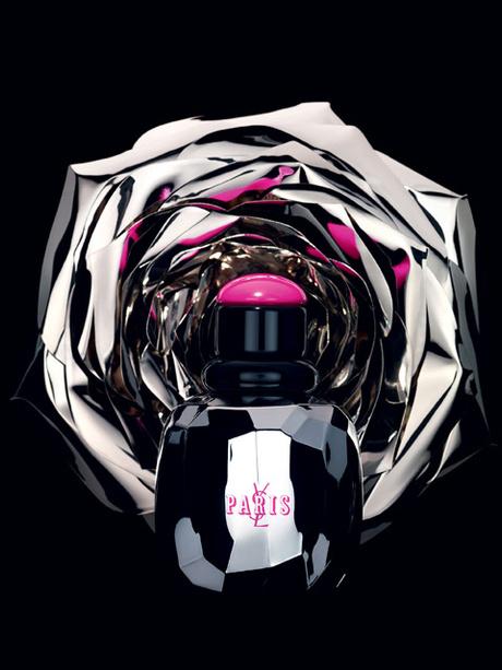 Новый аромат Yves Saint Laurent