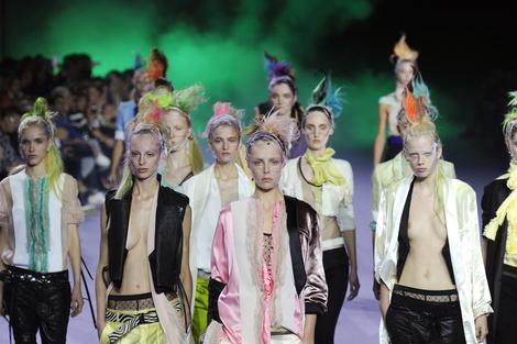Неделя моды в Париже: день пятый | галерея [1] фото [6]