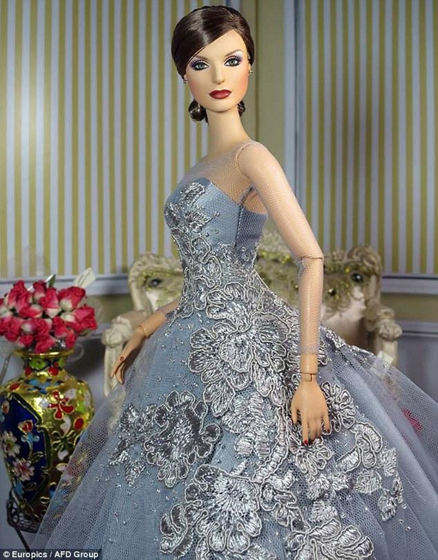 Эксклюзивная кукла Барби