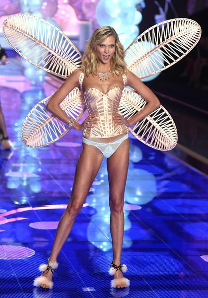 Карли Клосс покидает Victoria's Secret | галерея [1] фото [4]