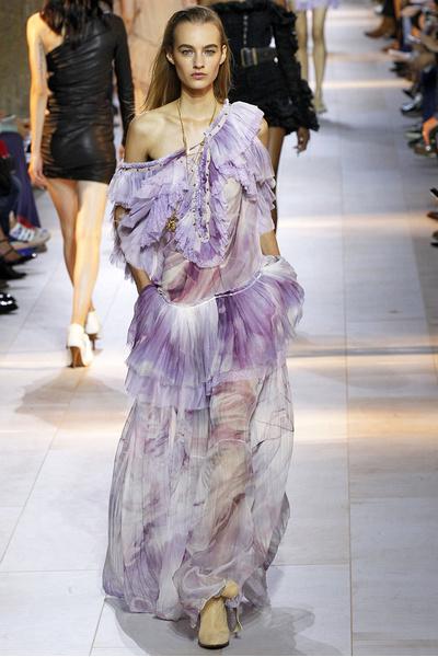 50 лучших платьев Недели моды в Милане | галерея [1] фото [36]