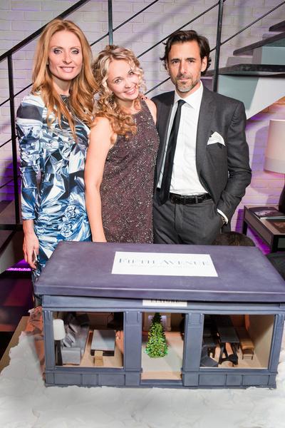 Интерьерный салон Fifth Avenue отметил годовщину сотрудничества с французским домом Christian Liaigre | галерея [1] фото [14]