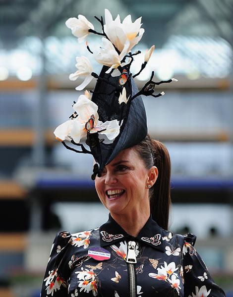 Королевские скачки в Аскоте: парад шляп | галерея [1] фото [29]