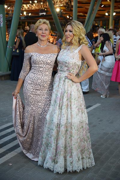 Ирина Дубцова и Любовь Успенская