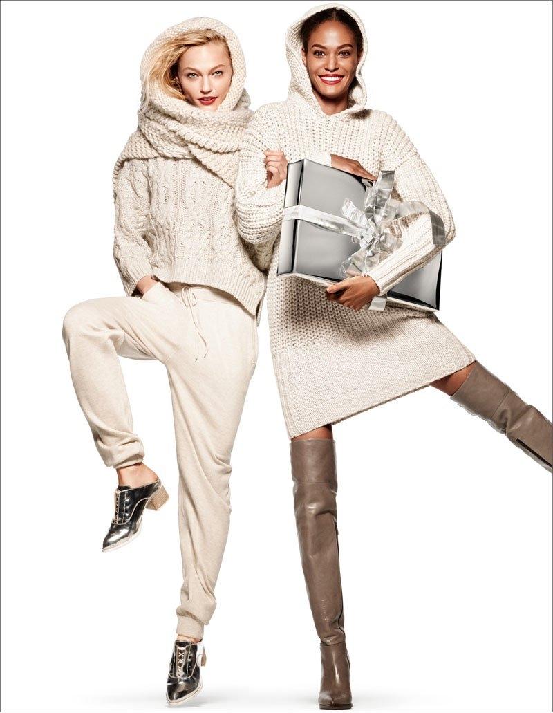 Модные свитера: фото