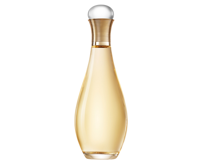 Сухое шелковистое масло для тела J'adore от Dior