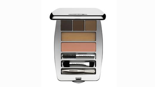 Набор для ухода за бровями Clarins, Eyebrow Kit Pro Palette