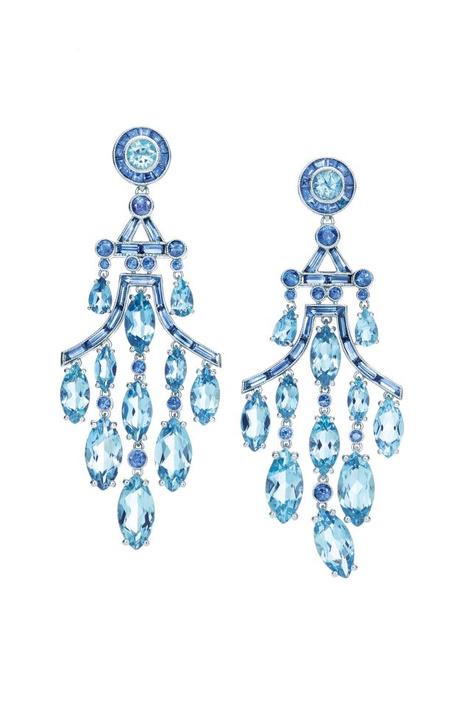 Tiffany & Co. представили коллекцию Masterpieces