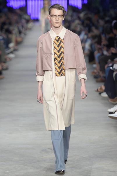 Неделя мужской моды в Милане: лучшие показы | галерея [1] фото [15]