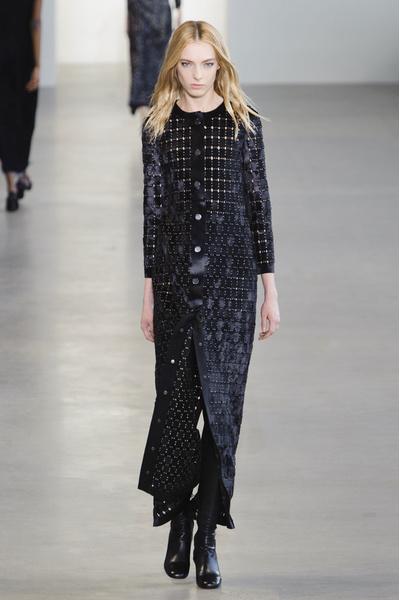 Показ Calvin Klein на Неделе моды в Нью-Йорке | галерея [1] фото [3]