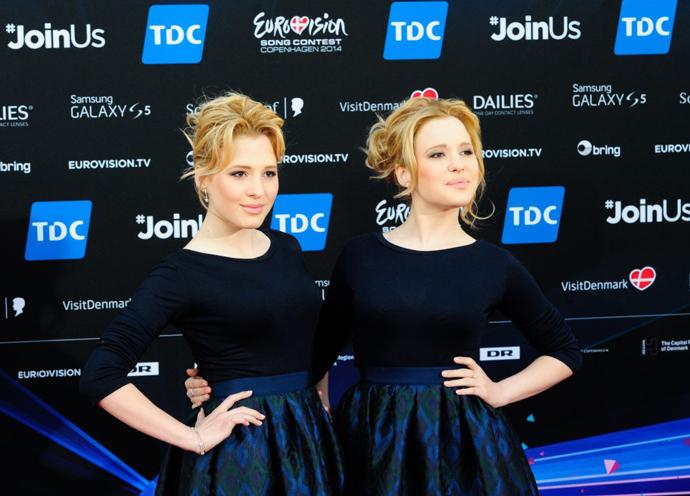 Анастасия и Мария Толмачевы кто представляет Россию на евровидении 2014 евровидение 2014 участник от России