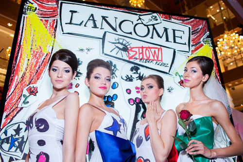 Мероприятие Lancôme Hypnose  Show By Alber Elbaz