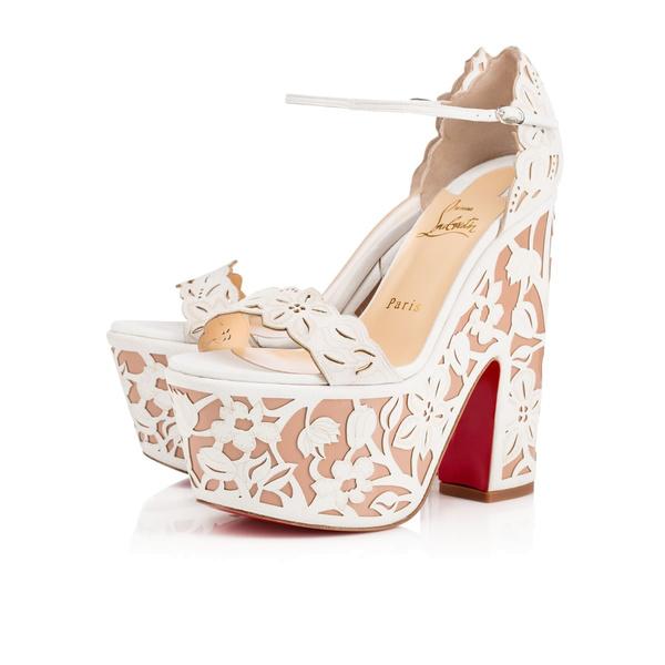 20 пар туфель, которые можно надеть на летнюю свадьбу | галерея [1] фото [9]