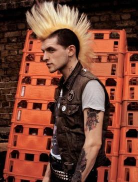 Moda Operandi представит коллекцию в стиле панк