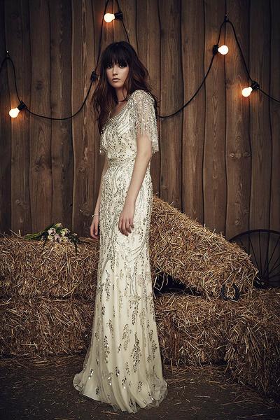 Лучшие коллекции Недели свадебной моды | галерея [6] фото [13]