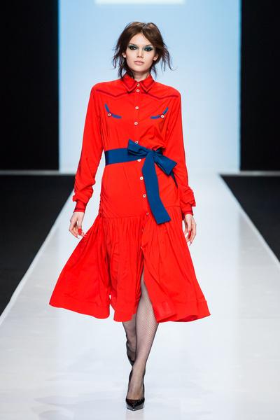 Неделя моды в Москве: лучшие показы | галерея [2] фото [6]