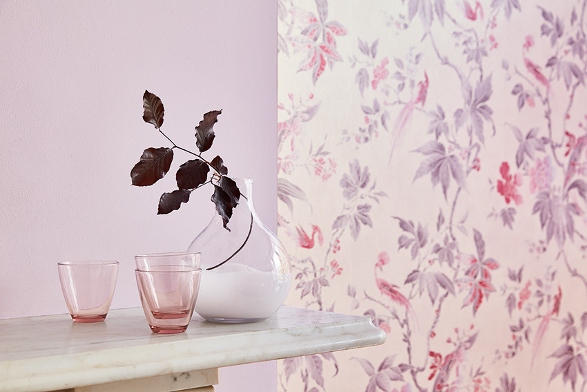 Pink by Little Greene