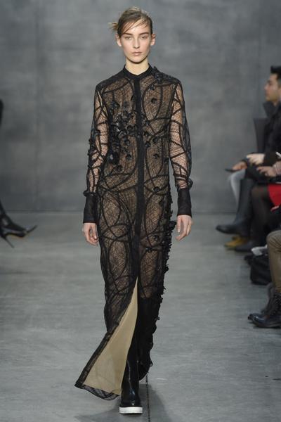 Самые роскошные вечерние платья Недели моды в Нью-Йорке | галерея [4] фото [5]
