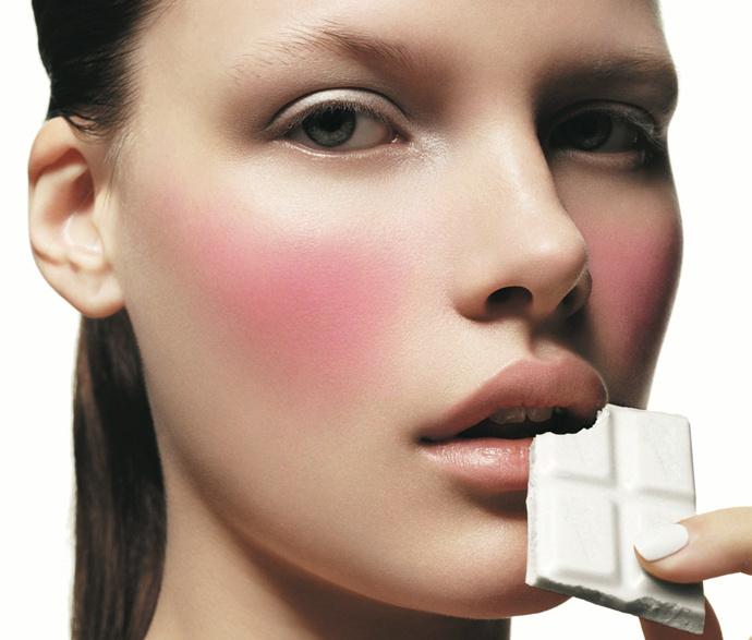 румяна кремовая косметика косметика с кремовой текстурой