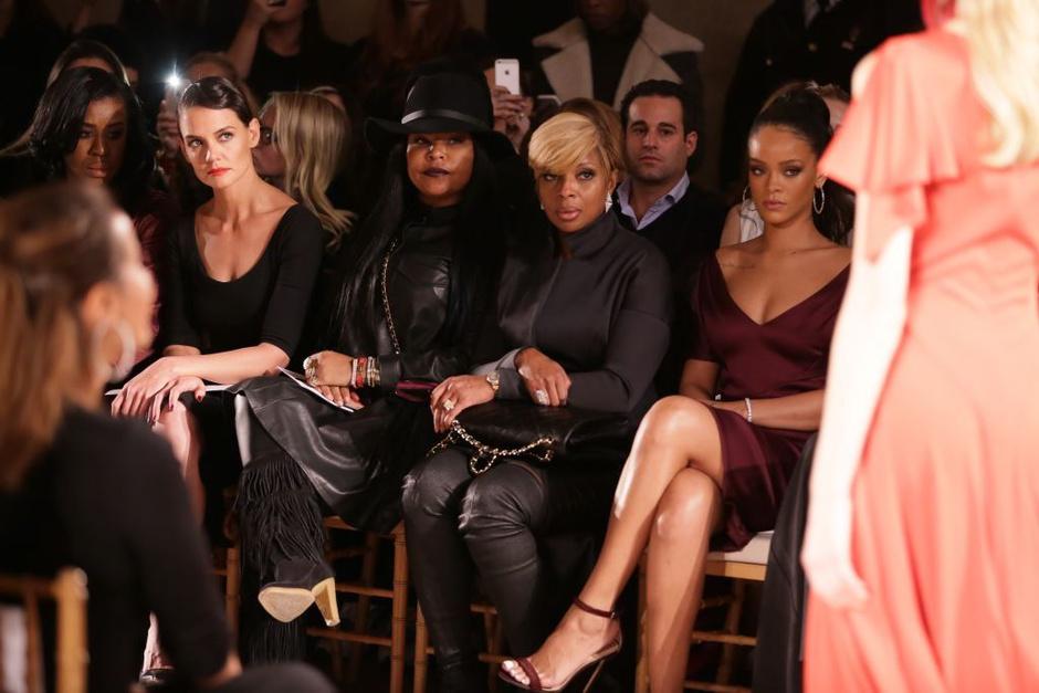 Гости Недели моды в Нью-Йорке: 16 февраля