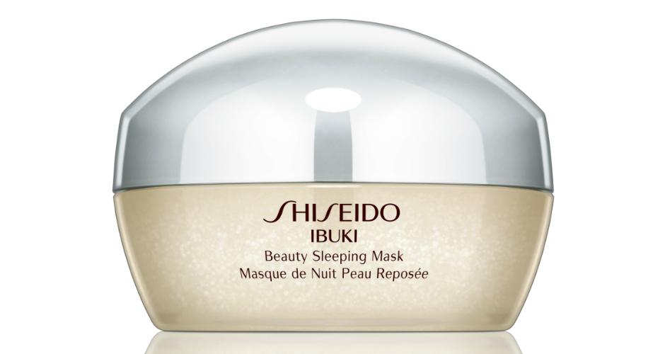 Ночная восстанавливающая маска Ibuku Beauty Sleeping Mask от Shiseido