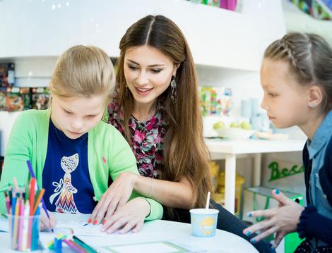 Подготовка к школе в BOSCO Bambino ВЕСНА и ГУМе | галерея [1] фото [1]