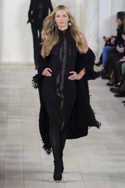 Показ Ralph Lauren на Неделе моды в Нью-Йорке | галерея [1] фото [17]