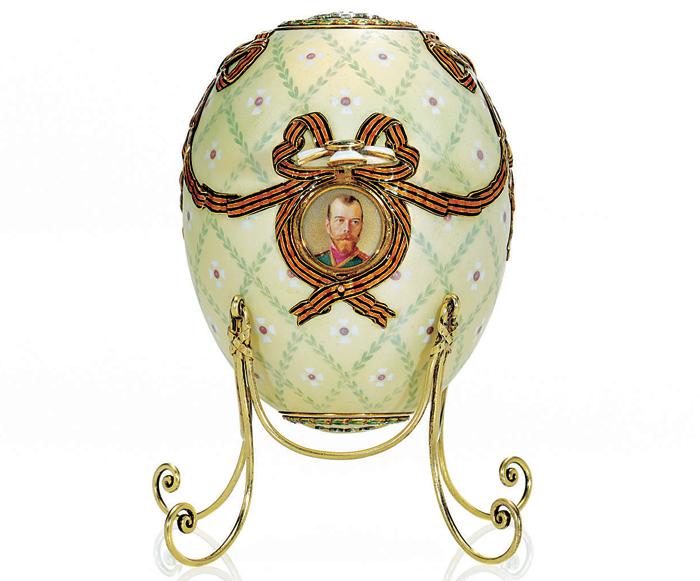 Яйцо Орден Святого Георгия
