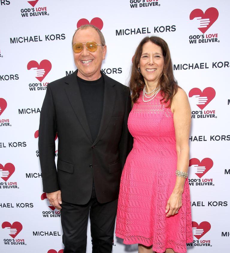 Майкл Корс открыл новое здание благотворительной организации God's Love