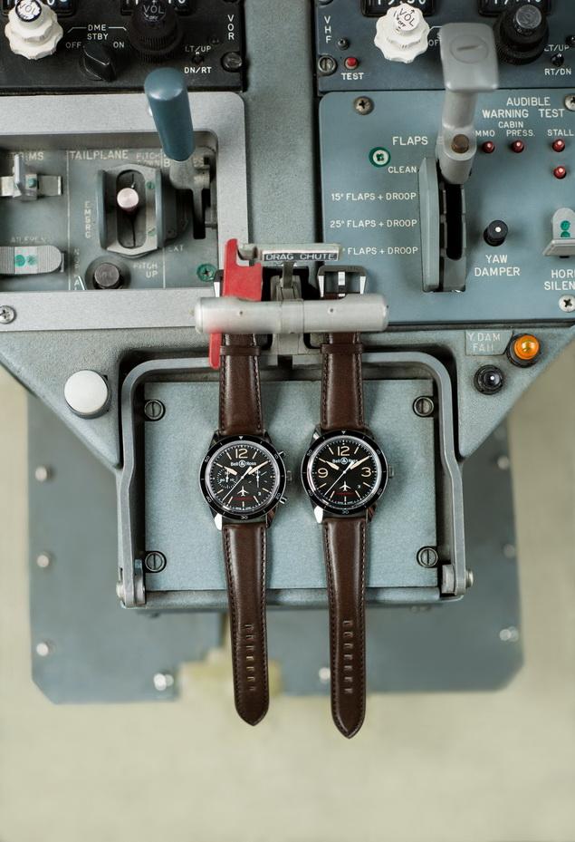 Бренд Bell & Ross представит новые модели часов в рамках выставки Jet Expo