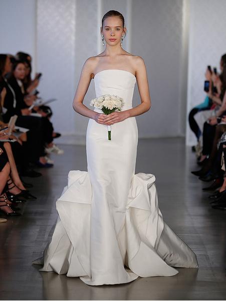 Лучшие коллекции Недели свадебной моды | галерея [3] фото [21]