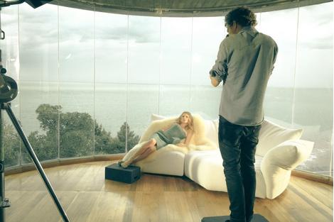 Дочь Шона Пенна Дилан стала лицом бренда Ermanno Scervino | галерея [1] фото [6]