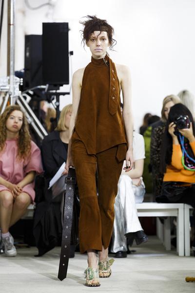 Неделя моды в Лондоне: день пятый | галерея [2] фото [2]