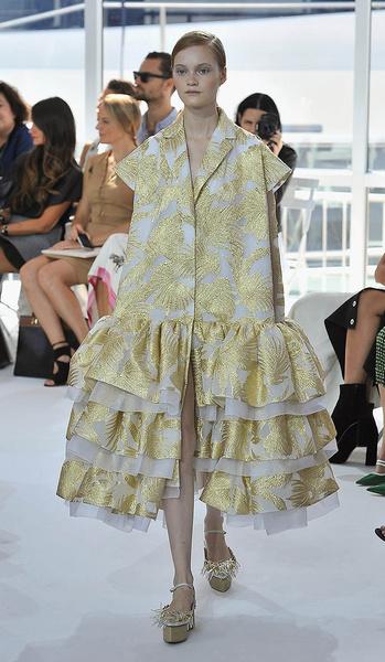 Неделя моды в Нью-Йорке: день девятый | галерея [1] фото [6]