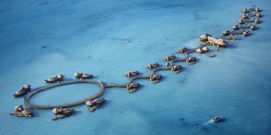 Soneva Jani - новый отель на Мальдивах