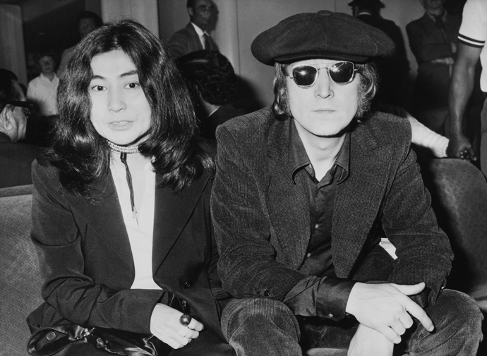 Джон Леннон – Йоко Оно