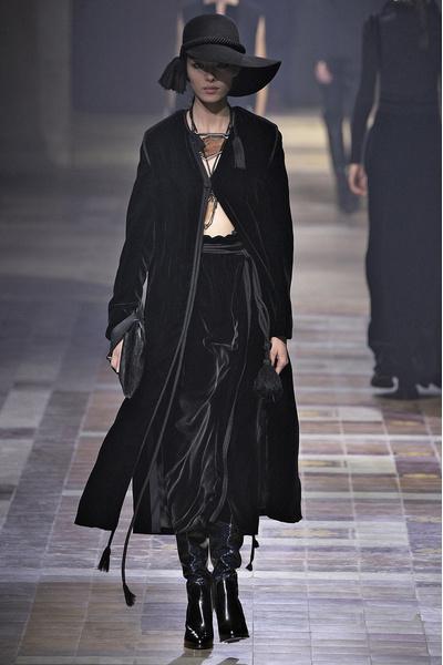 Показ Lanvin на неделе моды в Париже | галерея [1] фото [31]