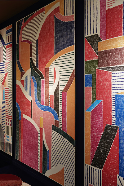 Презентация новой коллекции Hermès на выставке iSaloni в Милане | галерея [1] фото [6]