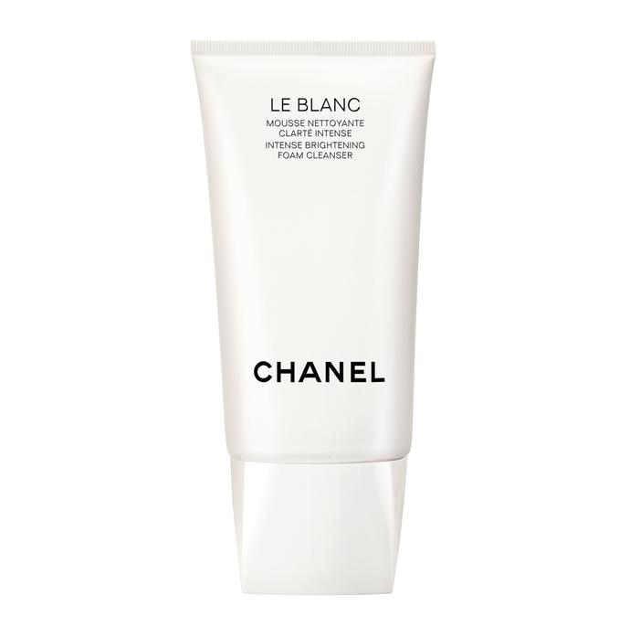 Очищающая пенка для лица Le Blanc