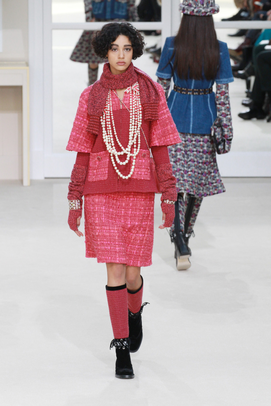 Chanel, осень-зима 2016