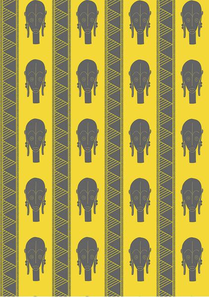 Декоратор Анна Муравина выпустила коллекцию обоев | галерея [1] фото [18]