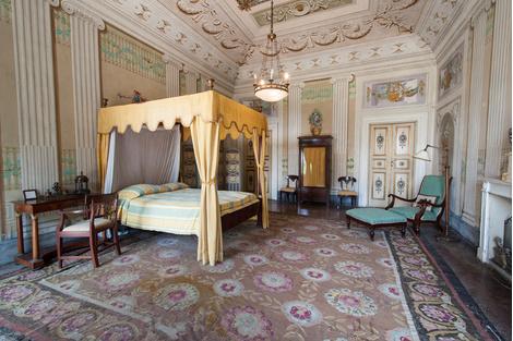 Вилла Марлия в Тоскане станет отелем | галерея [1] фото [10]