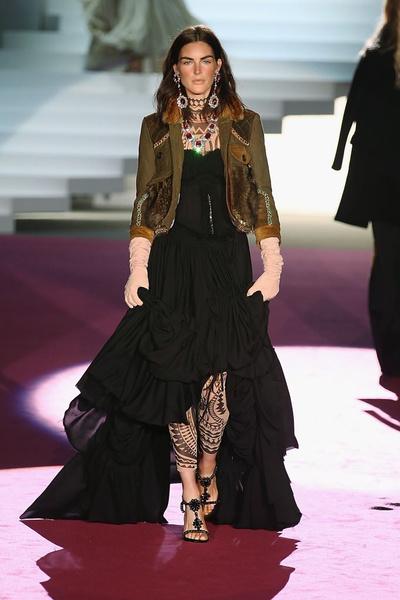 Показ DSquared2 на Неделе моды в Милане | галерея [2] фото [18]