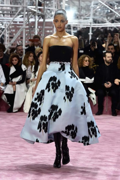 Показ Dior Haute Couture | галерея [1] фото [9]