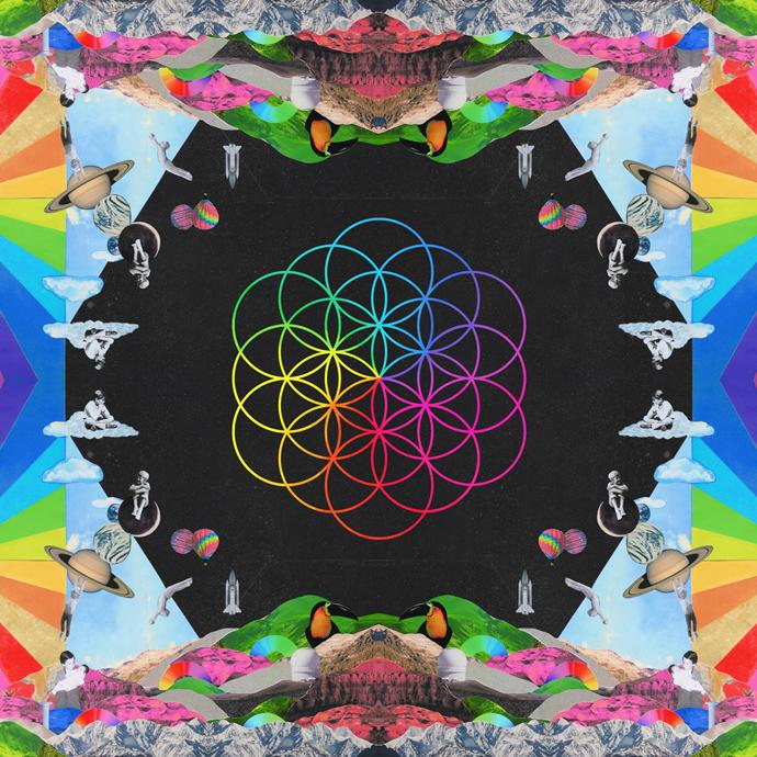 A Head Full Of Dreams Coldplay