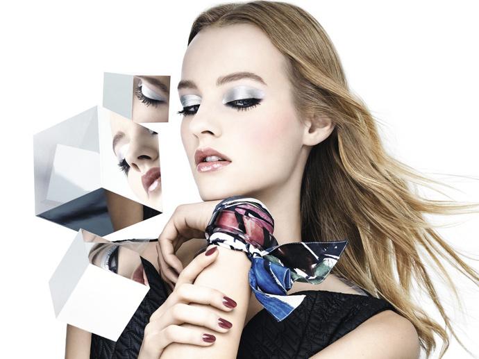 Dior Cosmopolite: осенняя коллекция макияжа