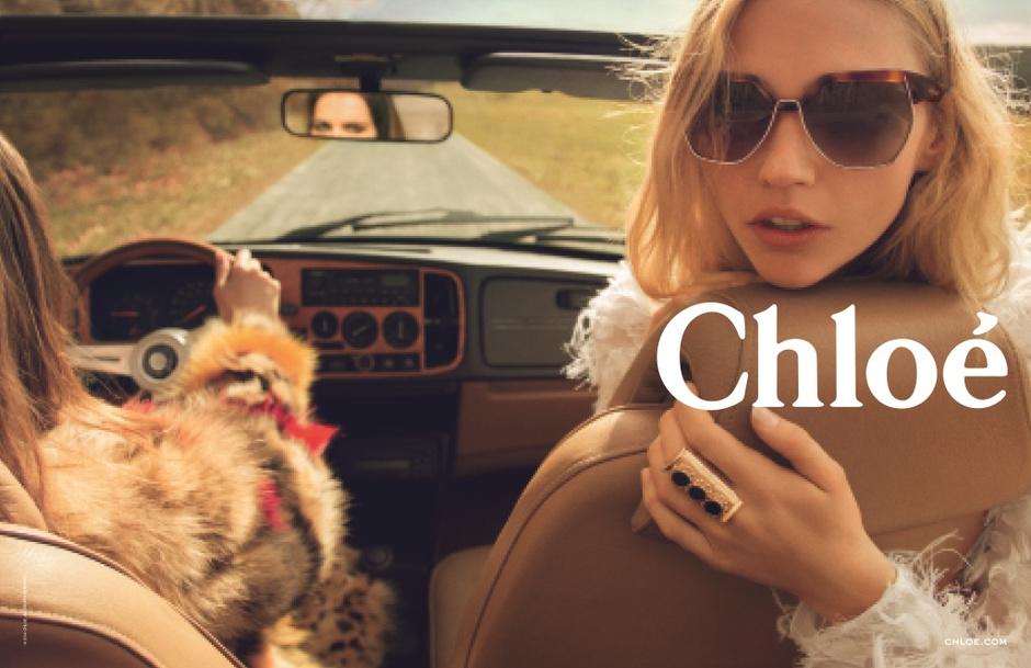Бренд Chloe выпустил мини-фильм в поддержку новой коллекции